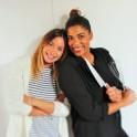 Ella et Mélissa, chef à domicile Paris