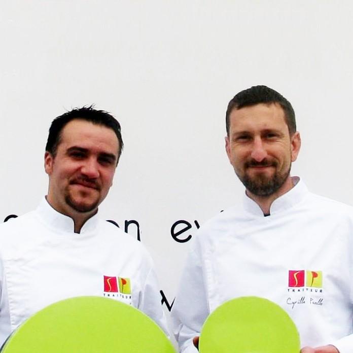 Miguel & Cyrille, chef à domicile sur Caen