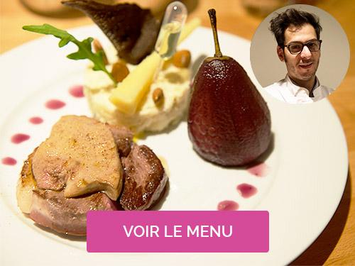 Chef à domicile Lyon - Saint-Etienne