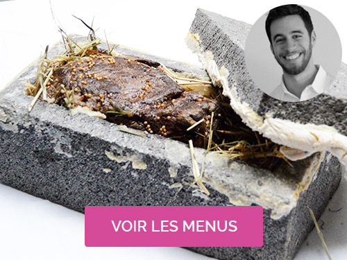 Chef à domicile Clermont-Ferrand Jérémy-Emmanuel Alves