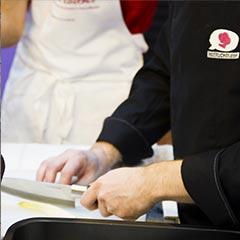 Réservez votre cours de cuisine