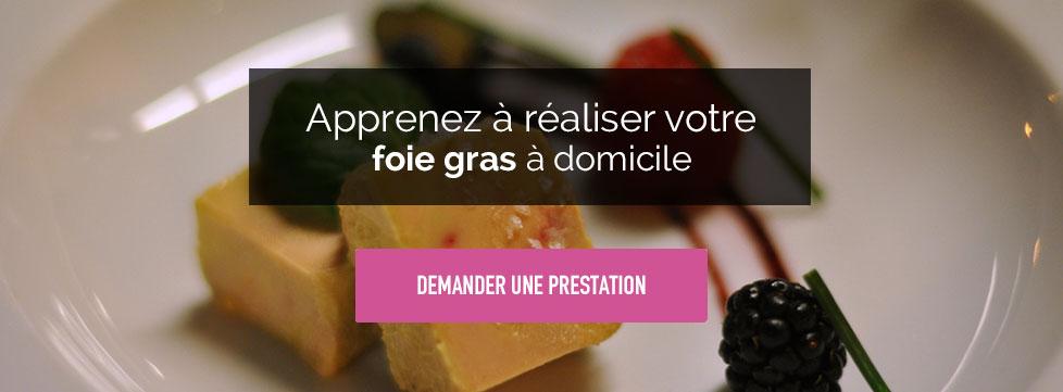 Atelier foie gras maison apprendre faire son foie gras - Faire son foie gras maison ...