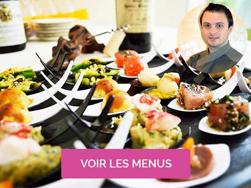 Chef à domicile Bordeaux Jonathan Hugon