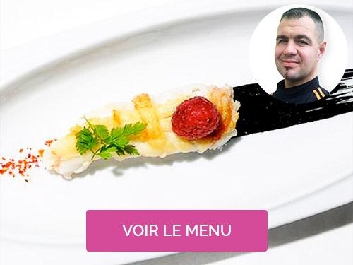 Chef à domicile Metz Sylvain Relativo