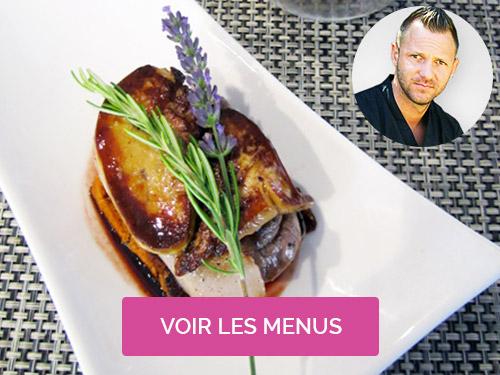 Chef à domicile Aix-en-Provence Michael Demaegdt