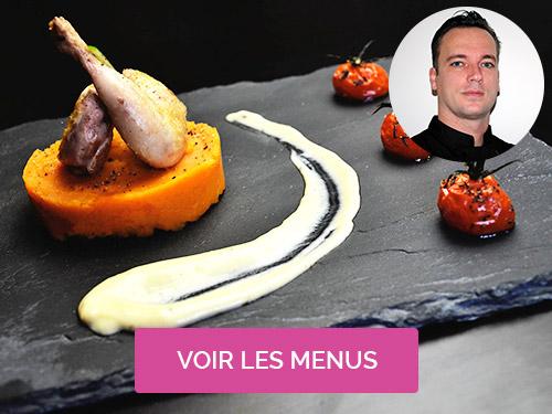 Chef à domicile Aix-en-Provence Thomas Richard