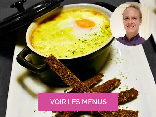 Chef à domicile Cannes Gaelle Mathieu